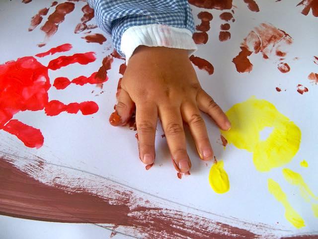 Festa di colori per celebrare i diritti dell'Infanzia e dell'Adolescenza
