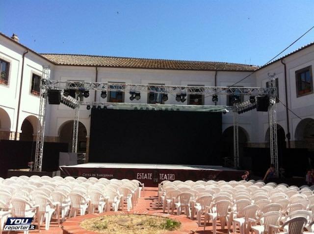 """""""Teatro al Chiostro"""" San Marco. Torna la rassegna tra danza, moda e spettacolo"""