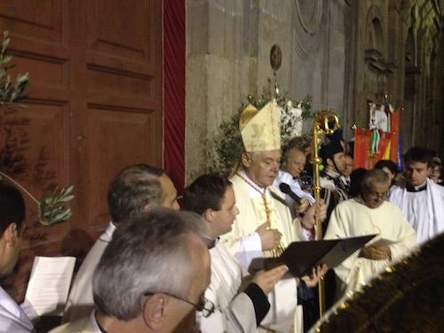 Bolsena manda in archivio il giubileo eucaristico straordinario