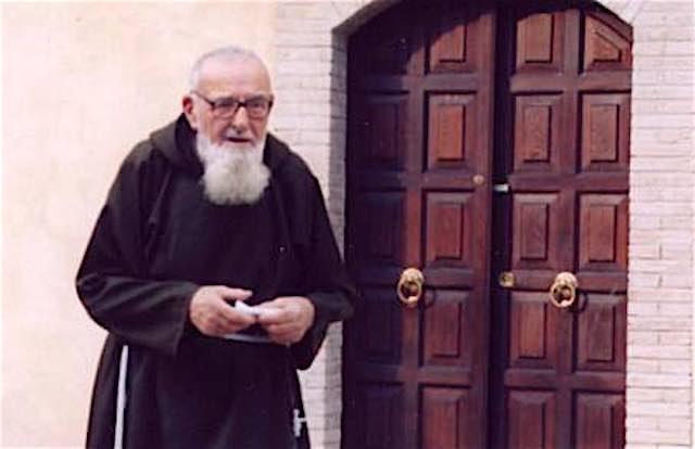 Risultati immagini per Padre Gianfranco Maria Chiti