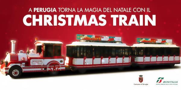 Tutti in carrozza, torna la magia del Christmas Train