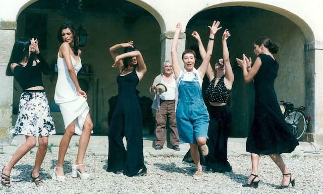 """Barbara Enrichi e Fantasia Flamenca per accendere """"La Notte del Ciclone"""""""
