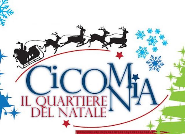 """""""Natale dei Quartieri"""" con Albero delle Comunità"""