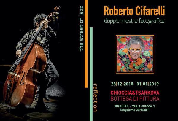 Alla Bottega Chioccia Tsarkova gli scatti del fotografo del jazz Roberto Cifarelli