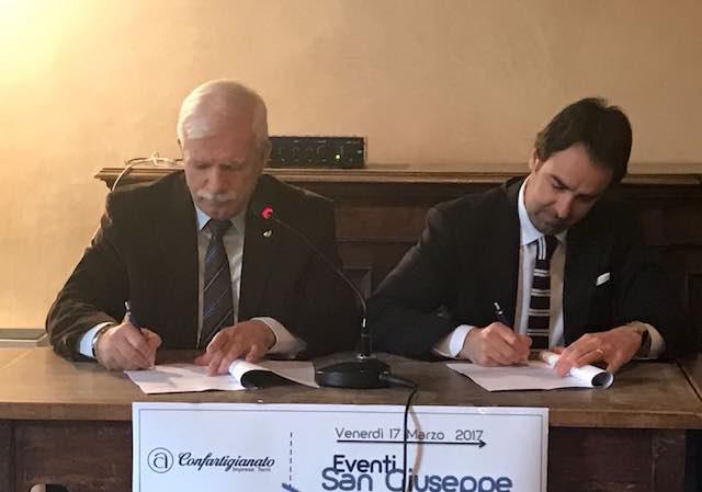 Sviluppo della micro e piccola impresa, Confartigianato e Cogesta firmano l'accordo