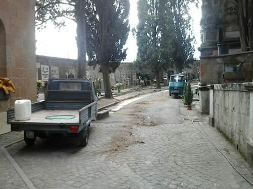 Più decoro e pulizia per i cimiteri, arrivano le rassicurazioni del Comune