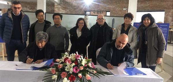 Ceramica, importanti risultati per la visita in Cina della delagazione Aicc