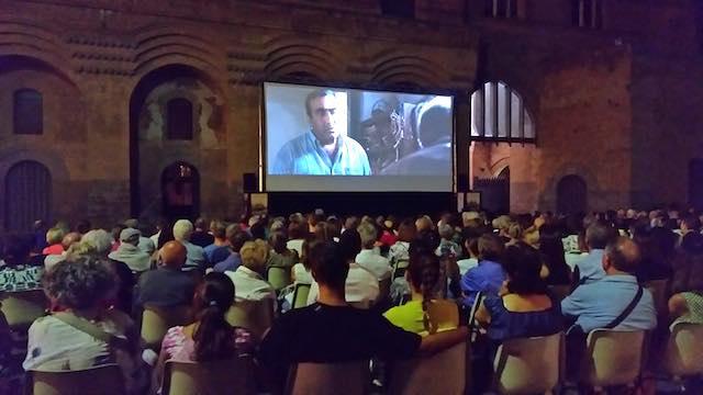 """""""Cantiere Orvieto"""" al lavoro per ridare vita alla programmazione estiva di cinema all'aperto"""