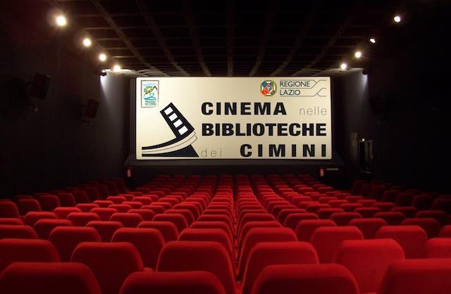 """""""Cinema nelle Biblioteche dei Monti Cimini"""", si proietta """"Due euro l'ora"""" e """"La Guerra dei Cafoni"""""""