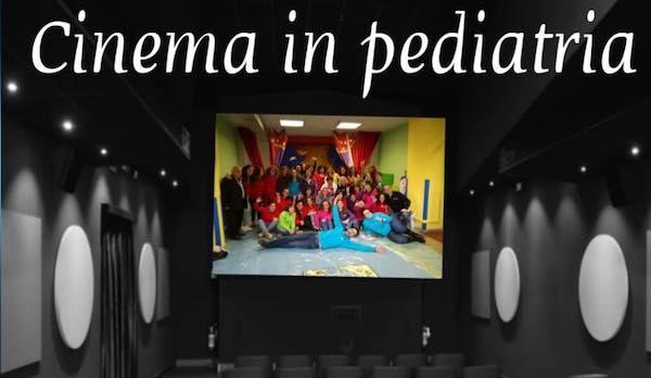 Cinquanta salvadanai per realizzare un cinema nel reparto di Pediatria