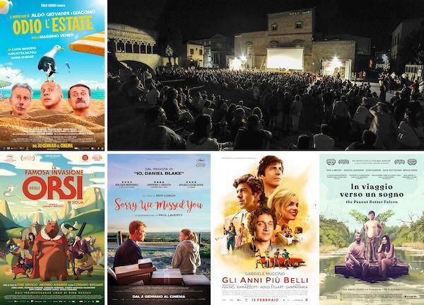 Il cinema torna in Piazza San Lorenzo. Cinque giorni di proiezioni