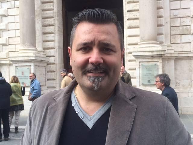 Ciro Zeno. Candidato Consigliere al Comune di Orvieto e alla Provincia di Terni nelle liste dei Comunisti Italiani