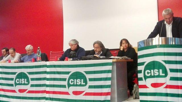 Tecnologia e ambiente il binomio indicato da Manzotti (Cisl) per lo sviluppo del territorio