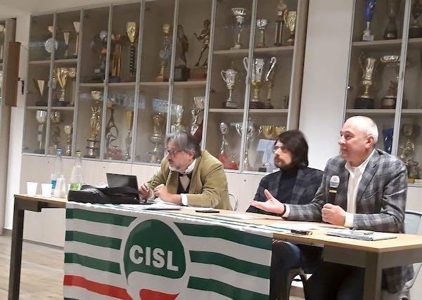 La Cisl si prepara alla manifestazione unitaria dei sindacati a Roma