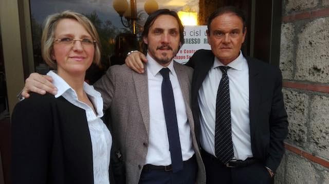 Fabrizio Framarini confermato alla guida della Femca Cisl Umbria