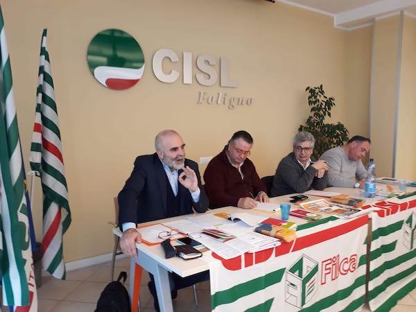 Filca Cisl Umbria si prepara allo sciopero. Le priorità della contrattazione per i rinnovi dei Ccnl