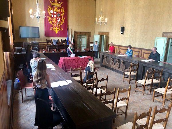 Residenti a Orvieto da anni, in sei acquistano la cittadinanza italiana
