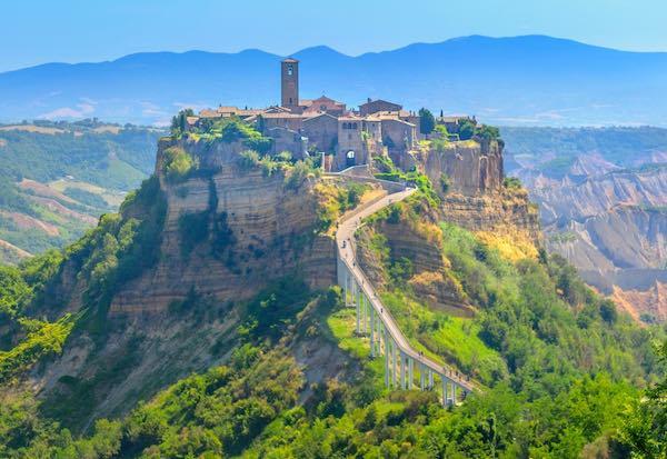 Un milione di euro dal Governo per difendere la bellezza di Civita di Bagnoregio