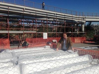 Consolidamento delle pendici e del ponte di Civita di Bagnoregio. Bigiotti: 'Interventi necessari per l'incolumità delle persone'