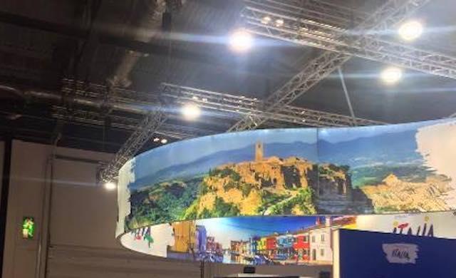 Civita vola a Londra, sotto i riflettori della Fiera Internazionale del Turismo