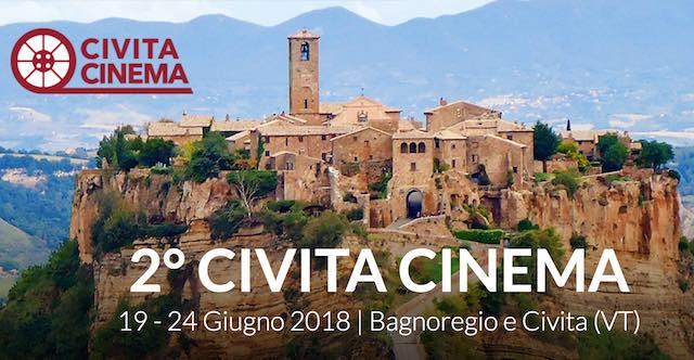 """""""Civita Cinema 2018"""". Film, incontri, spettacoli e contaminazioni di arte e musica"""