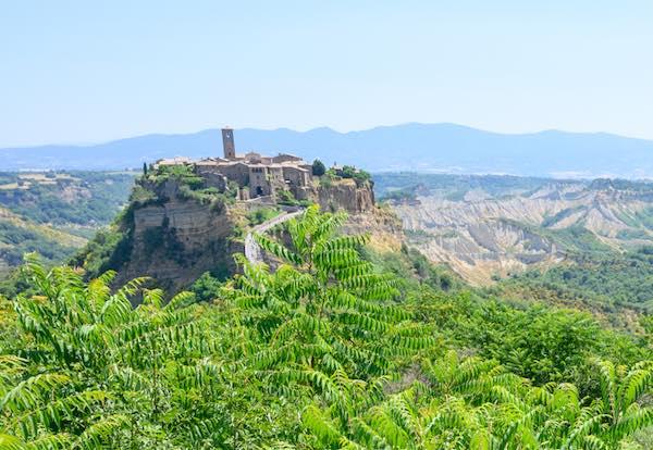 """I maggiori siti Unesco d'Italia mandano i propri auguri a """"Il Paesaggio Culturale di Civita di Bagnoregio"""""""