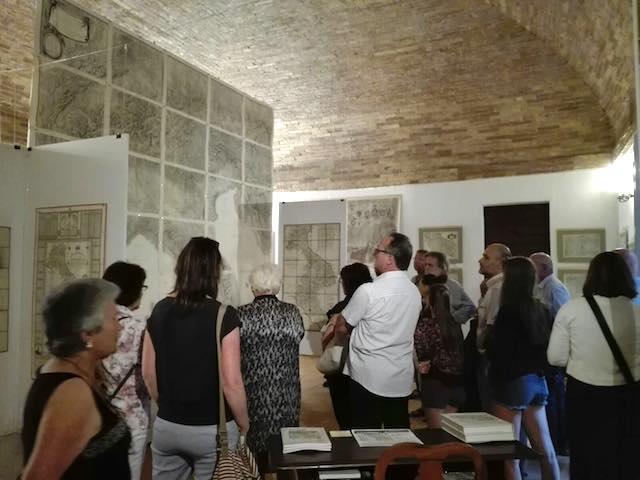 """Ultimi giorni a Civitella del Lago per la mostra """"L'Italia di mezzo. La cartografia storica del Centro Italia"""""""