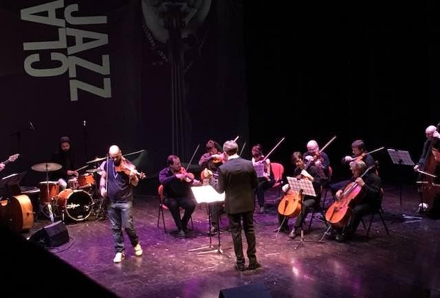 """Applausi al Mancinelli per Classic&Jazz. Ceprini: """"La città ama il suo teatro e lo fa vivere"""""""