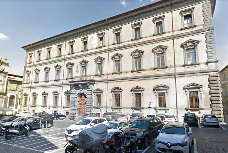 Palazzo Clementini, oggi
