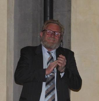"""A Erasmo Bracaletti il premio """"Artigiano dell'anno"""" edizione 2012. Premio onorario a Orvieto Contro il Cancro"""
