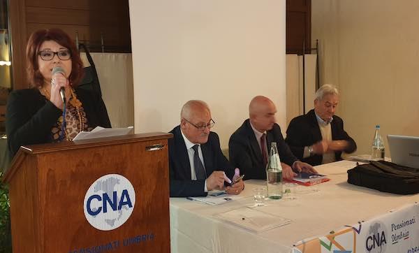 La Cna Pensionati Umbria gode di ottima salute, 6.900 gli iscritti