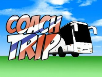 "Orvieto set per un giorno di ""Celebrity Coach Trip"", reality di Channel 4 UK"