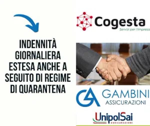 Cogesta Orvieto Servizi e Gambini Assicurazioni per la salute e la prevenzione