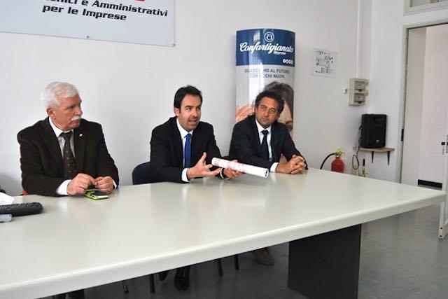 Confartigianato Imprese Terni inaugura il nuovo ufficio a Ciconia