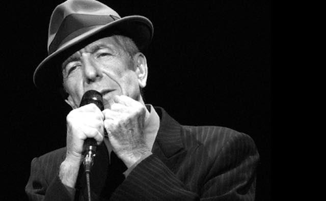 """""""Nonsololirica in Sala Eufonica"""", video-ascolto di Leonard Cohen"""