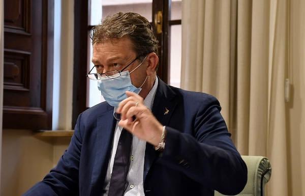 """Coronavirus, Coletto: """"Situazione costantemente monitorata, occorre responsabilità"""""""