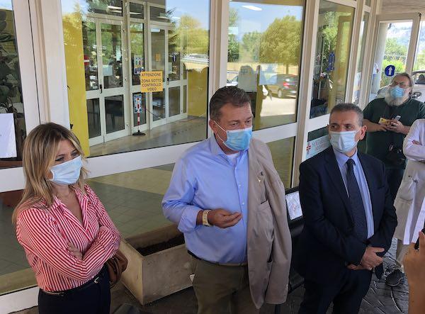 """""""Massima attenzione dalla Regione ai servizi sanitari dell'Orvietano"""""""