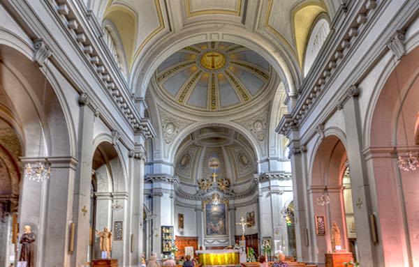Dopo i restauri, riapre al culto la Collegiata dei Santi Apostoli Giovanni e Andrea