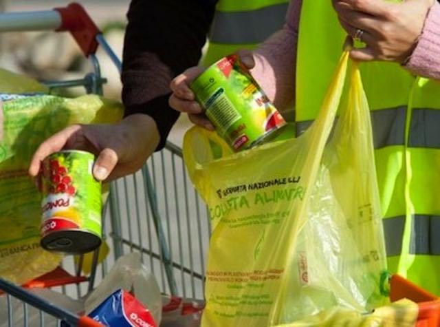 Giornata Nazionale della Colletta Alimentare, i supermercati dell'Orvietano coinvolti