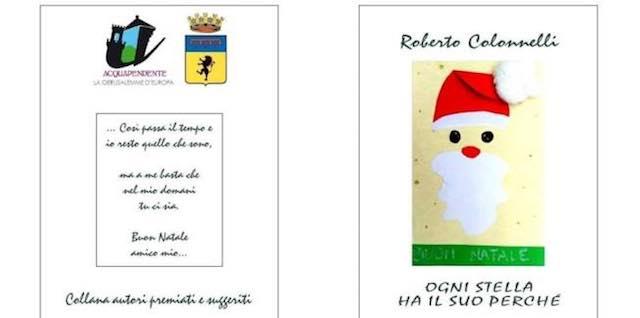 """Roberto Colonnelli presenta il libro di poesie """"Ogni stella ha il suo perché"""""""