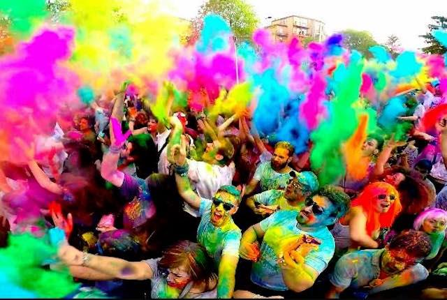 """Musica ed esplosione di tinte in Piazza Frustalupi, arriva """"Orvieto a colori"""""""