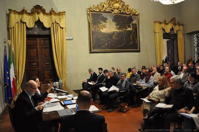 """Sisma, si riunisce comitato istituzionale. Marini: """"Massimo supporto a sindaci dall'ufficio speciale ricostruzione"""""""