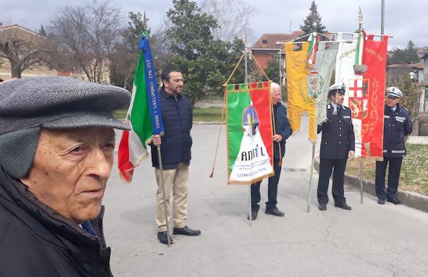 Monteleone d'Orvieto commemora tutti i soldati morti in guerra