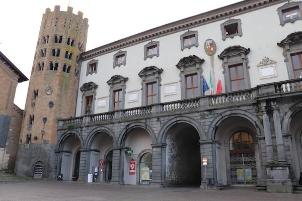 I progetti riguardanti il territorio di Orvieto proposti dall'Amministrazione Comunale