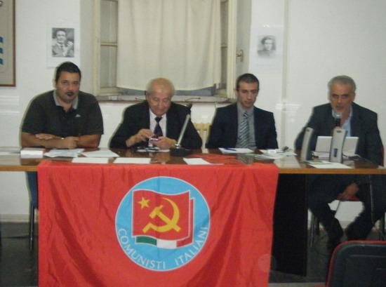 Dal Congresso di Orvieto un Partito dei Comunisti Italiani lanciato verso nuove sfide. Massimo Gambetta entra nella segreteria