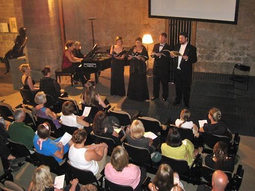 """""""Orvieto Musica"""" entra nel vivo con il Concerto dei Docenti"""