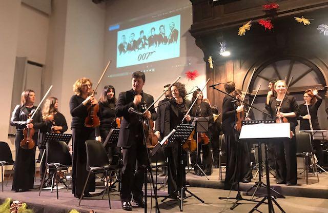 Pienone per il Concerto dell'Epifania, a conclusione delle feste