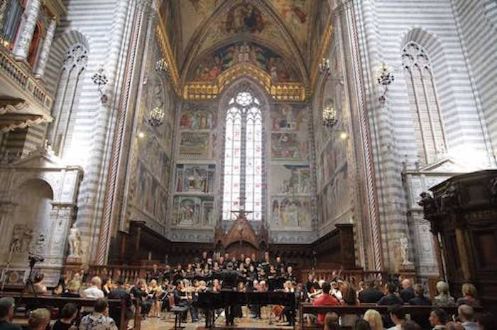 """Concerto in Duomo dell'Orchestra Nova Amadeus per """"Narnia Festival"""""""