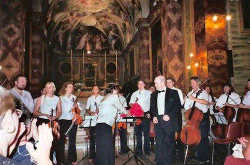 Orvieto Festival of Strings, musica e arte alla chiesa di Sant'Agostino
