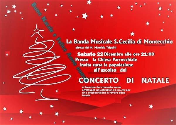 """""""Concerto di Natale"""" per la Banda Musicale """"Santa Cecilia"""""""